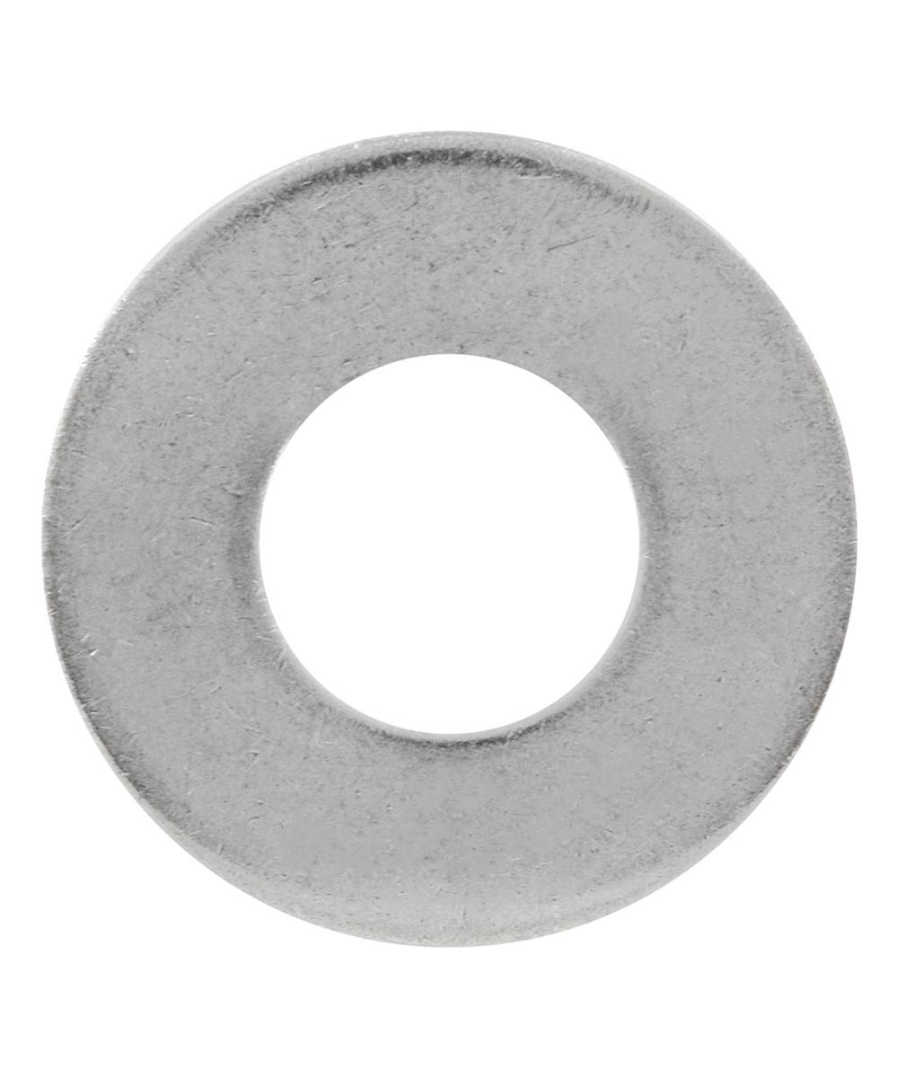 Stainless Steel Flat Washer (1/4 in. Screw Size)