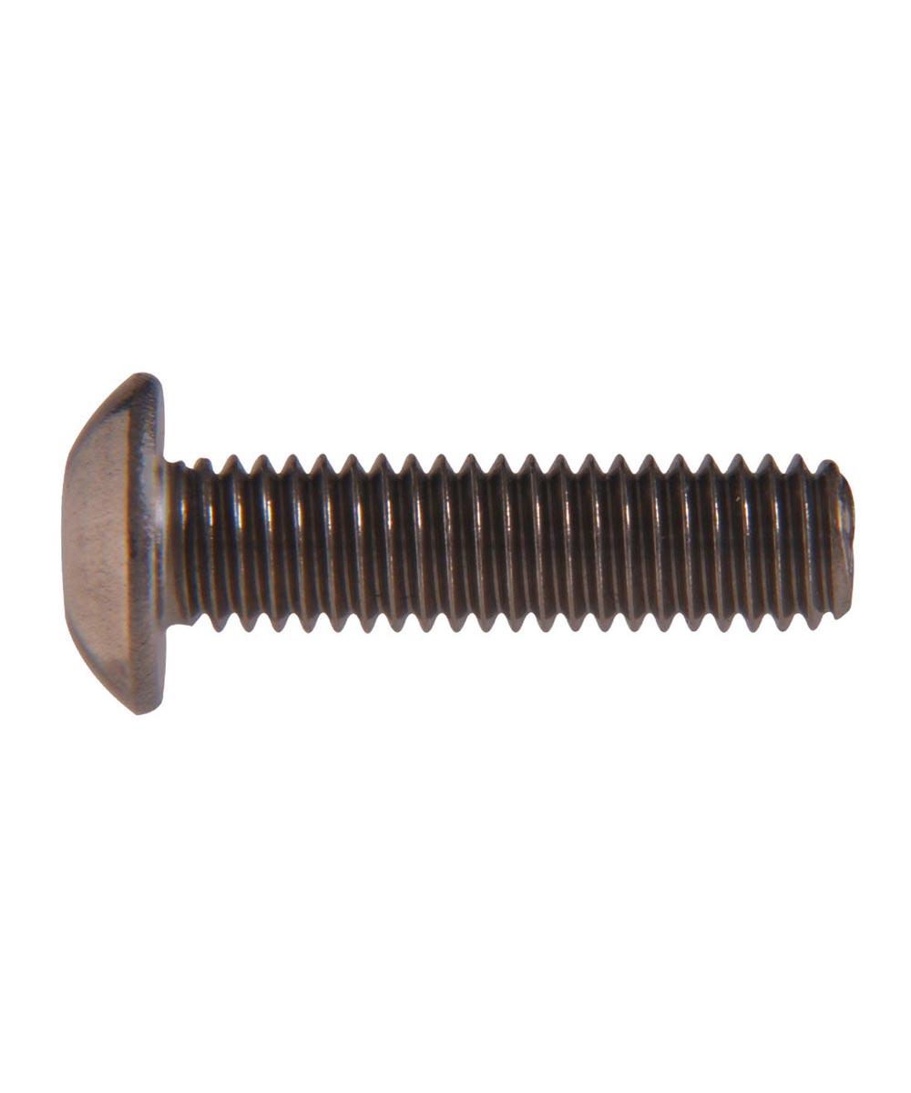 Button-Head Socket Cap Screw (#10-32 x 1/2 in.)