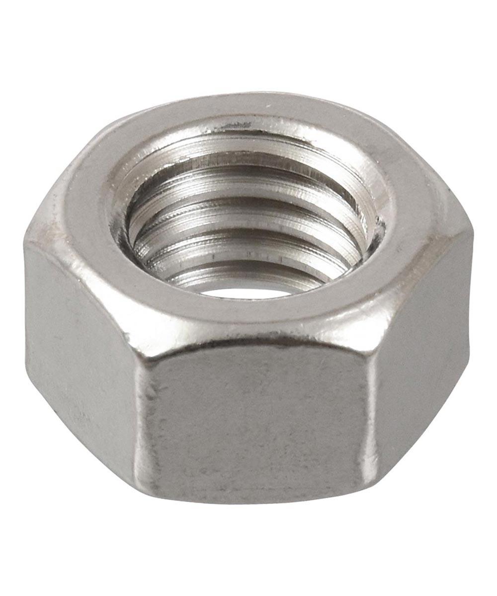 Stainless Steel Metric Hex Nut (M10-1.50)