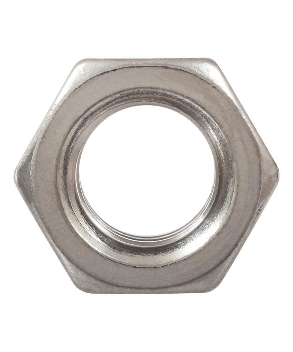 Stainless Steel Metric Hex Nut (M12-1.75)