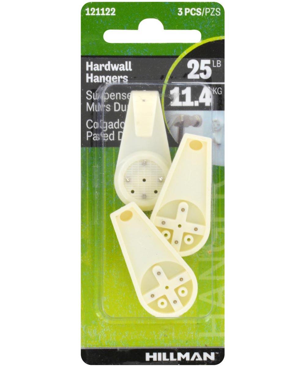 Nail-In Hardwall Hooks 1in