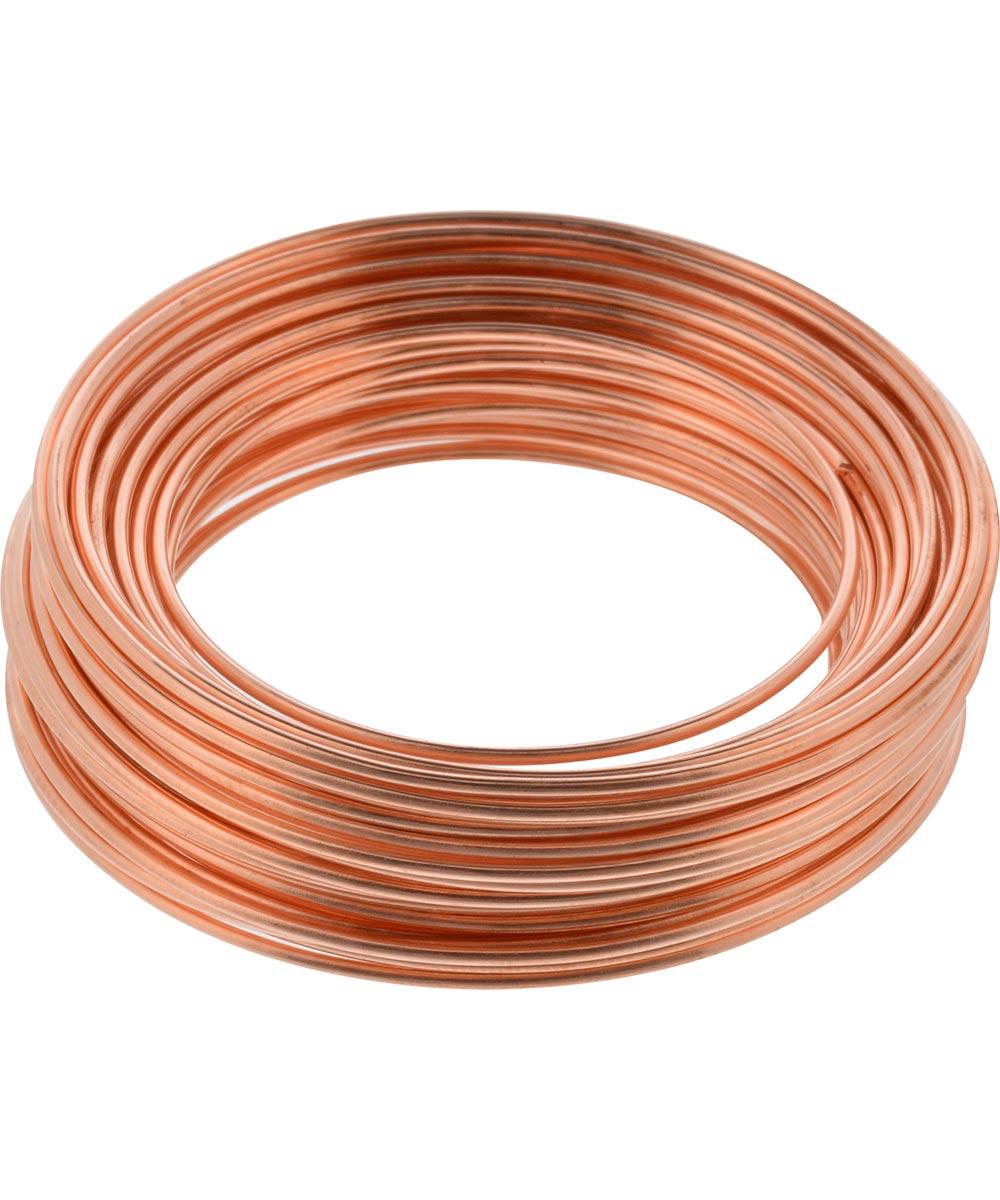 Copper Hobby Wire 18 Gauge 25 ft.