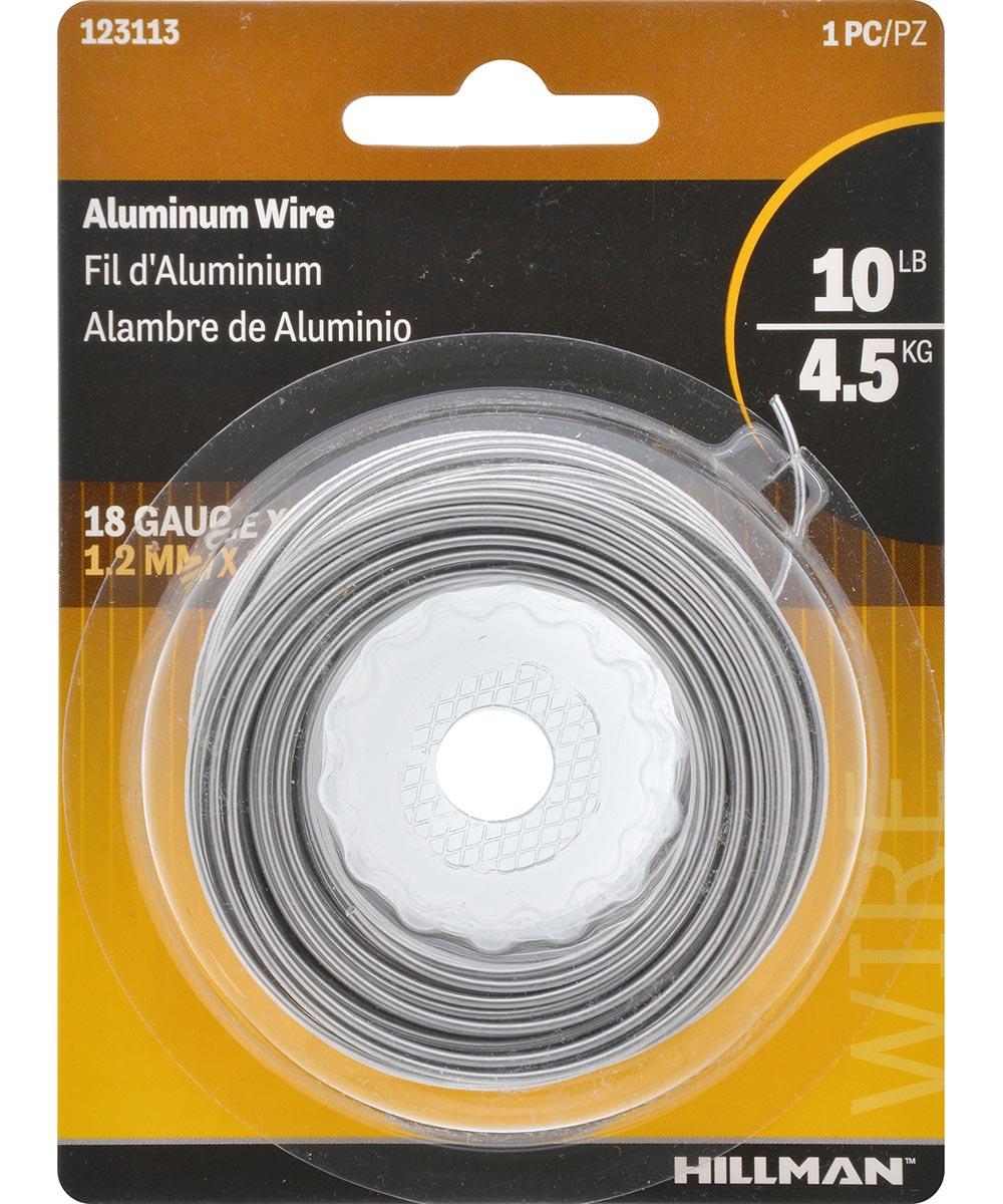 Aluminum Wire 18 Gauge 50 ft.