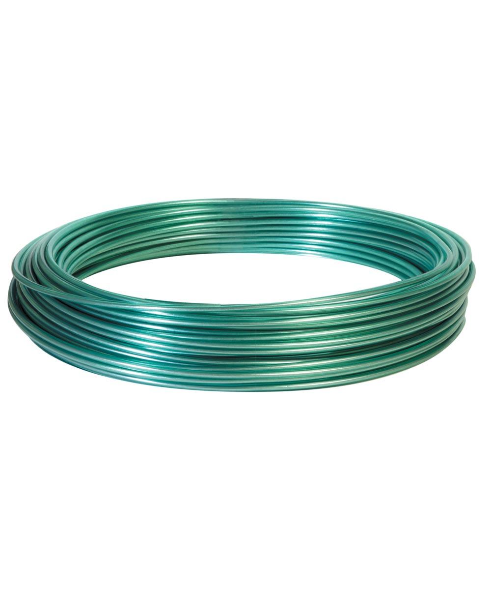 HillmanDando-O-Line Fiber Core Green Clothesline Wire 100ft