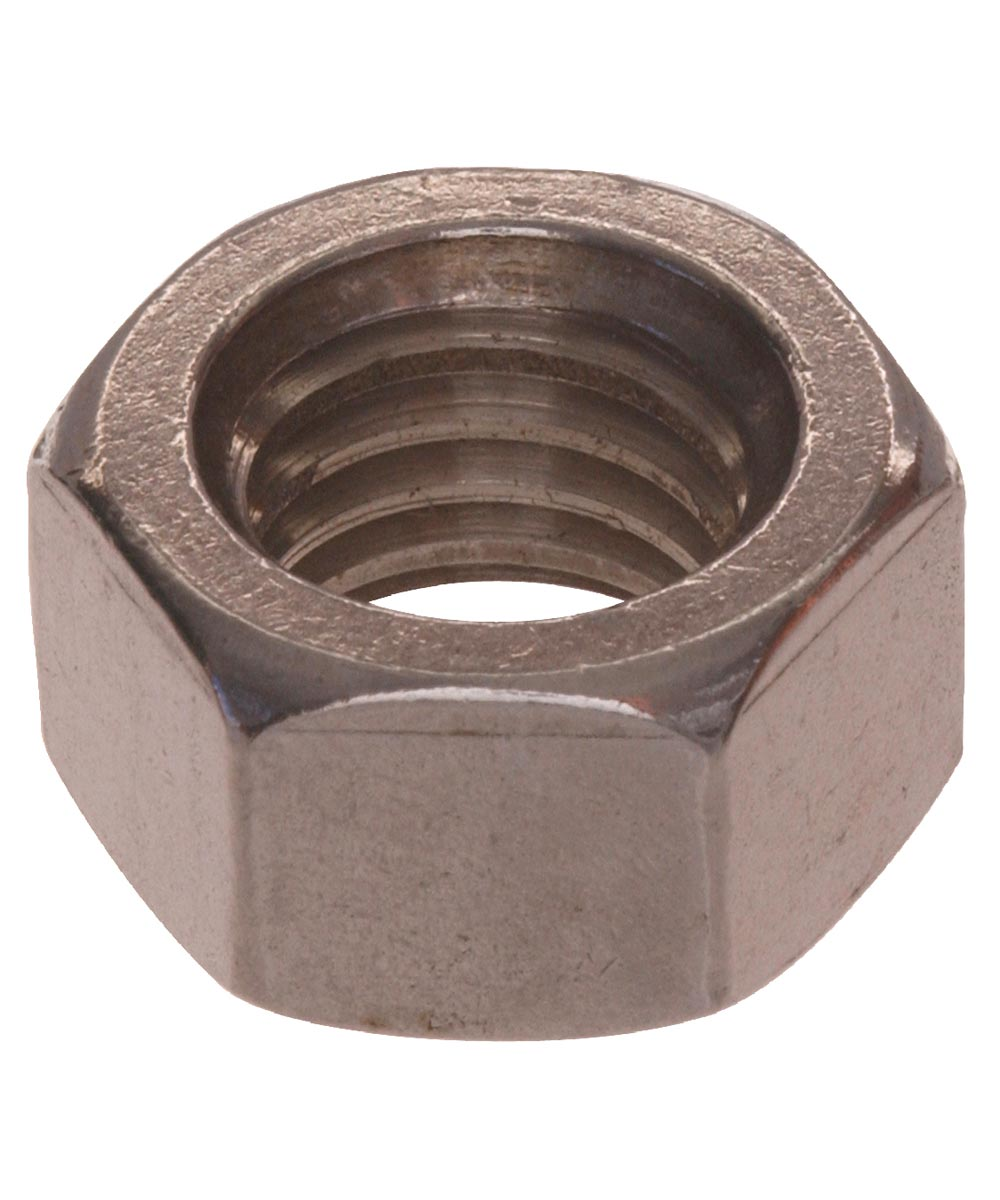 Stainless Steel Hex Nuts 1/4-20