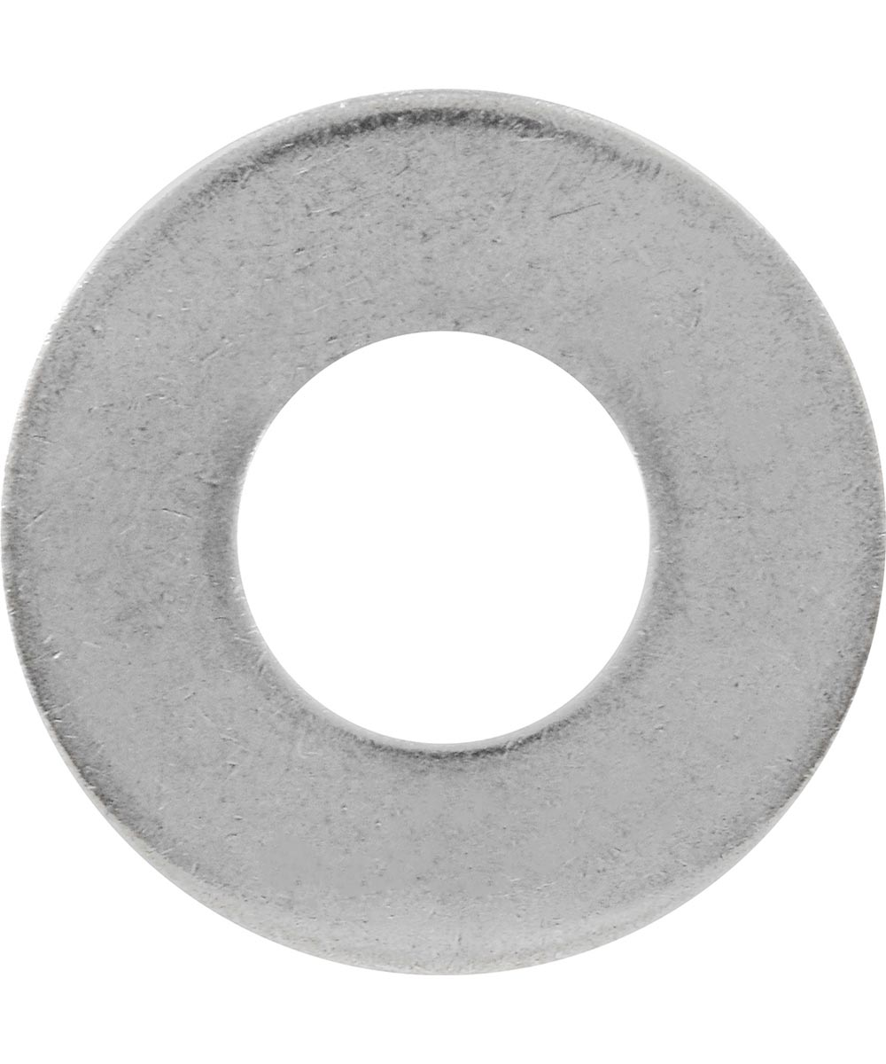 Stainless Steel Flat Washers 1/2 in.