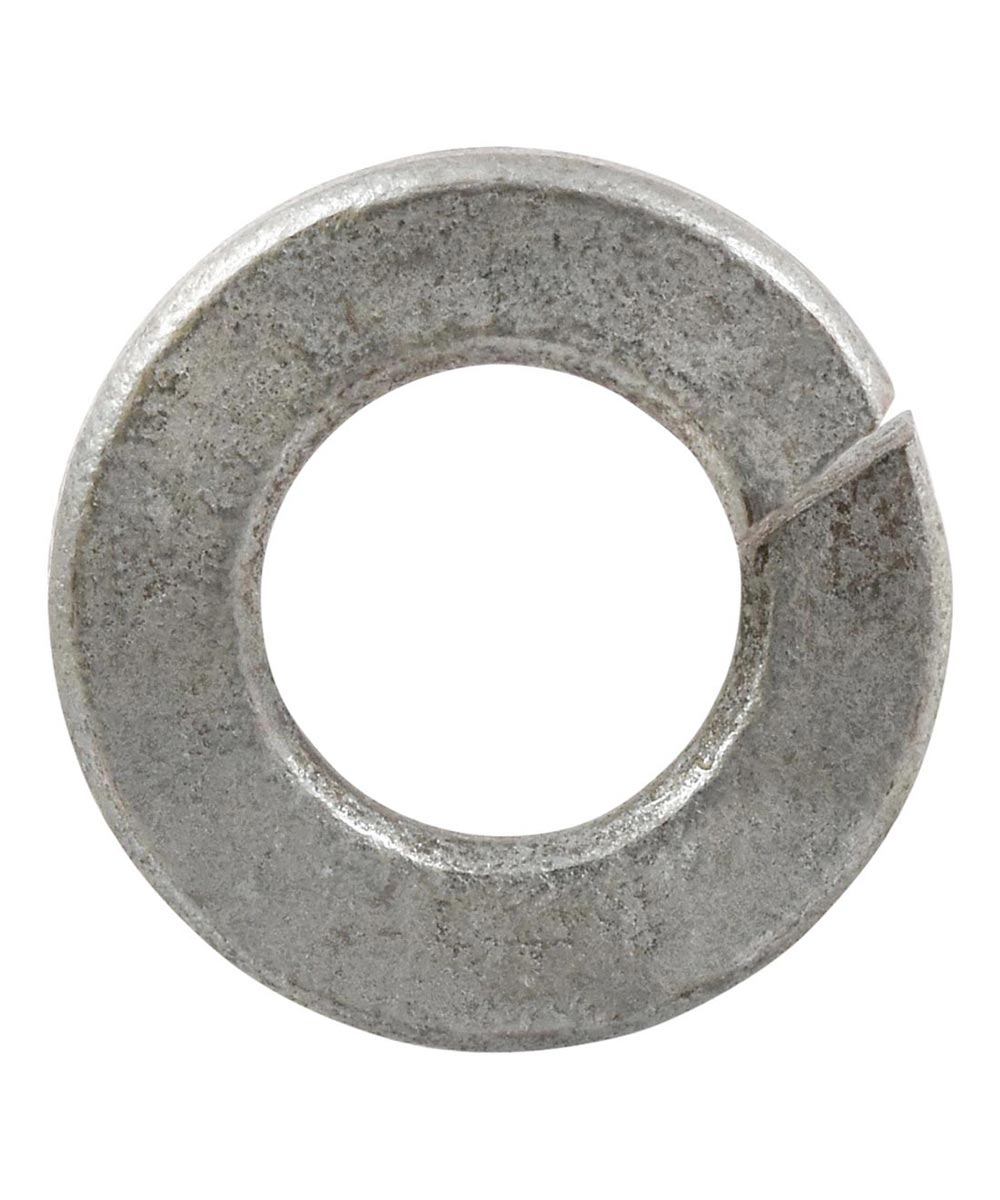 Hot-Dipped Galvanized Split Lock Washer 1/4 in.