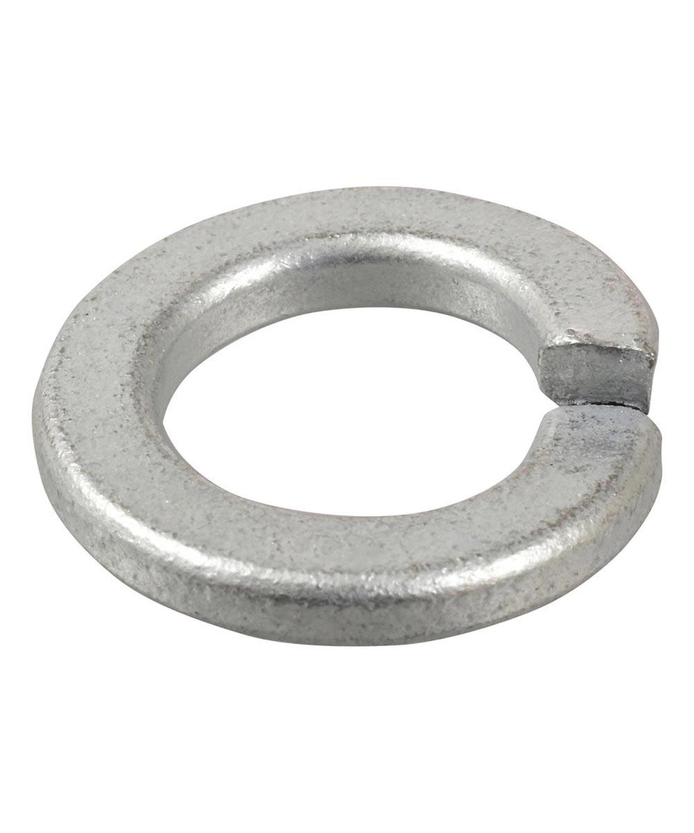 Hot-Dipped Galvanized Split Lock Washer 1/2 in.