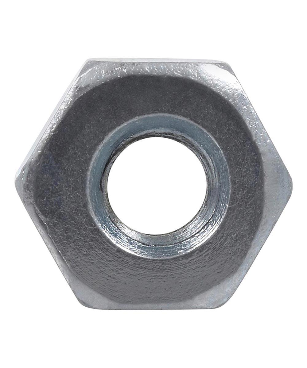 Hex Machine Screw Nut (#6-32), 240 Pieces