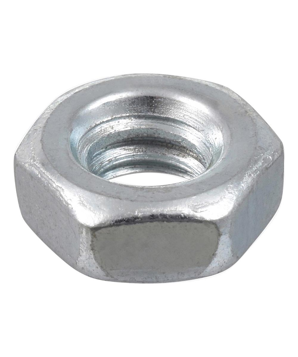Stove Bolt Flat Head Phillips with Nut #6-32 x 3/4 in., 10 Pieces
