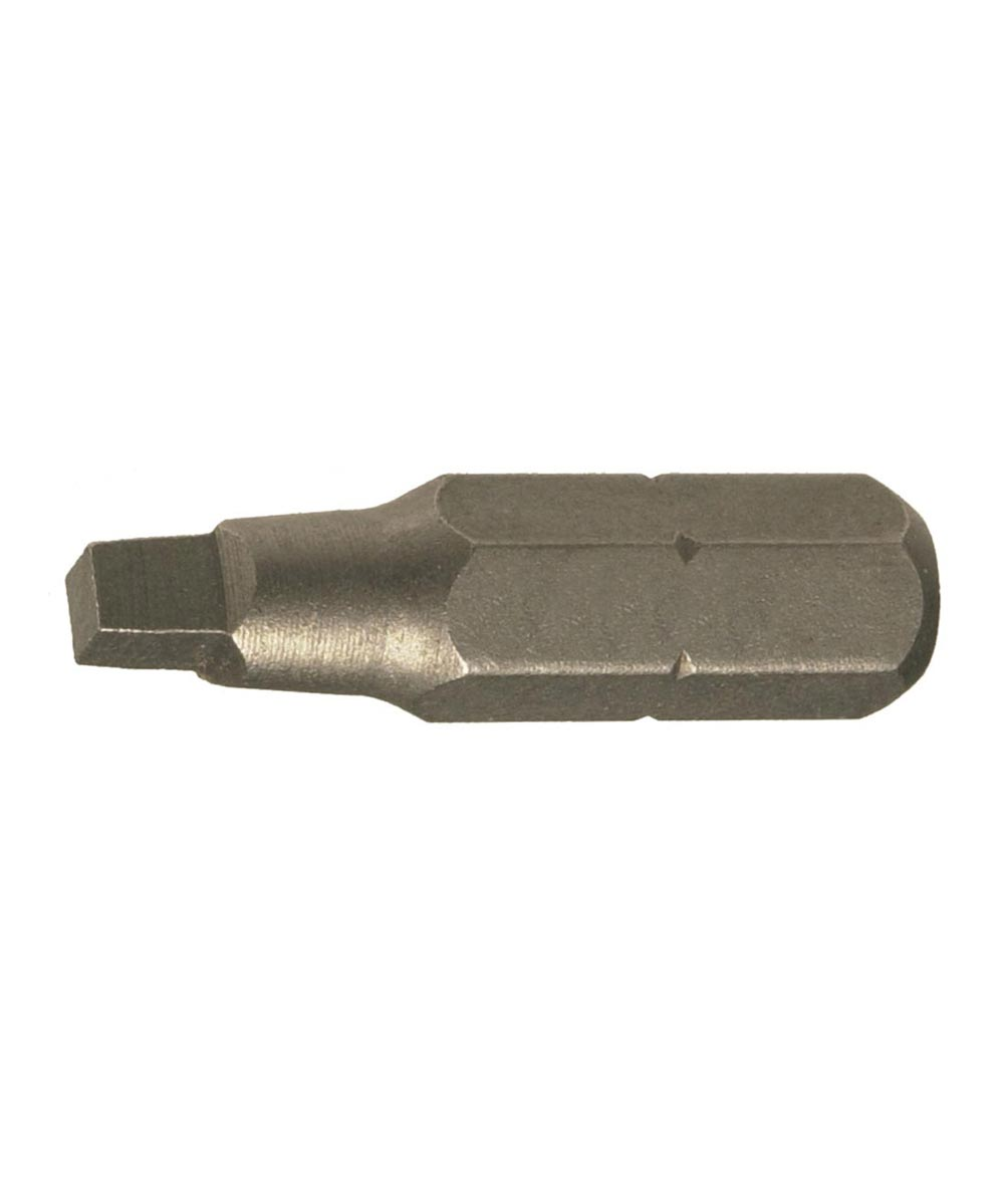 #2 Square Drive Insert Bit 1 in. Long, 2 Pieces