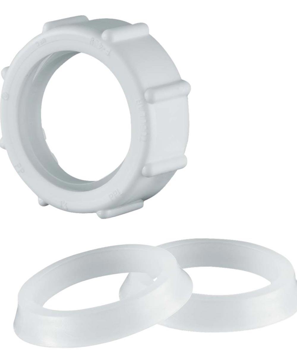 Slip Joint Nut & Washer