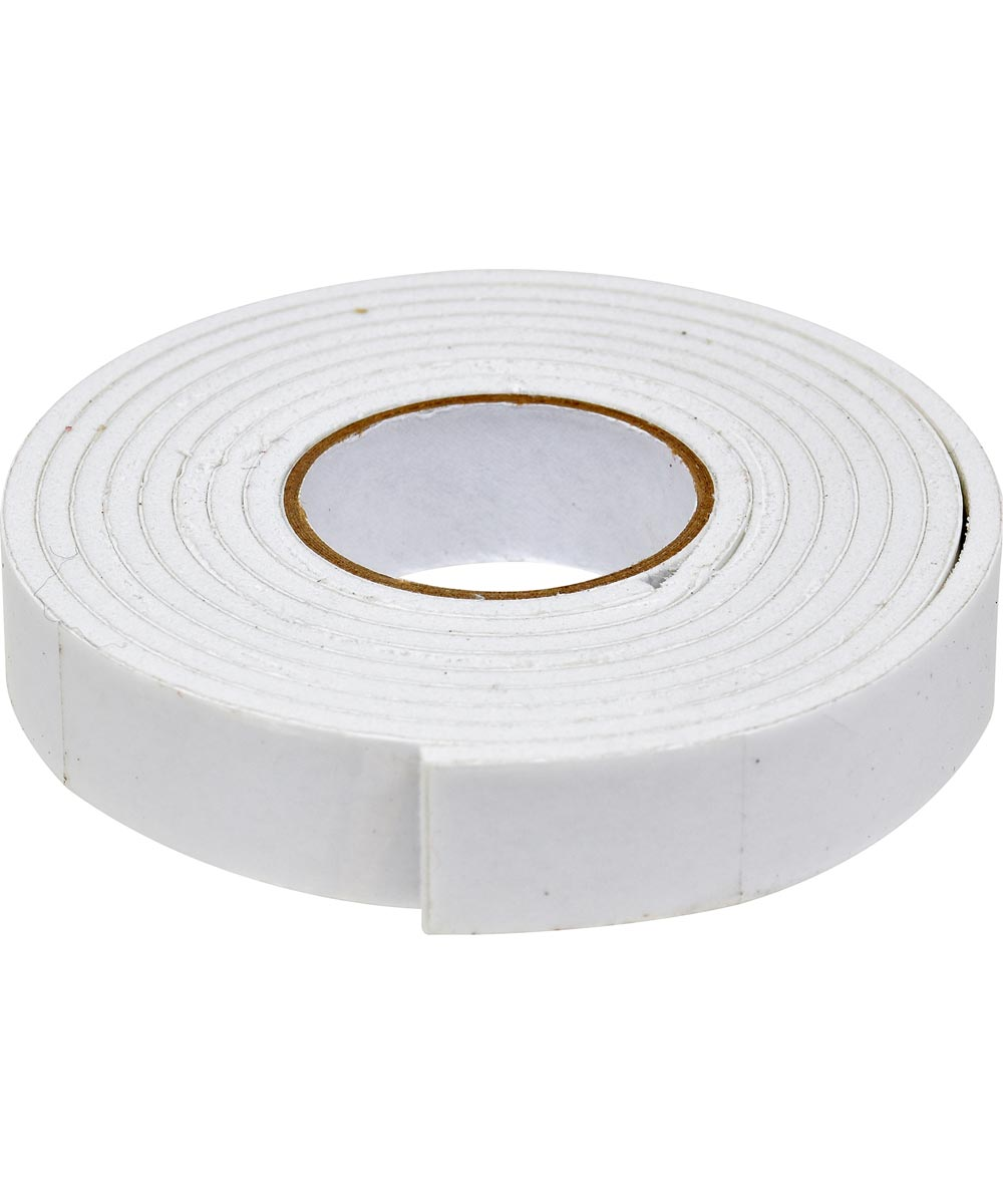 City Mill Double Sided Mounting Tape 1 In X 1 2 In