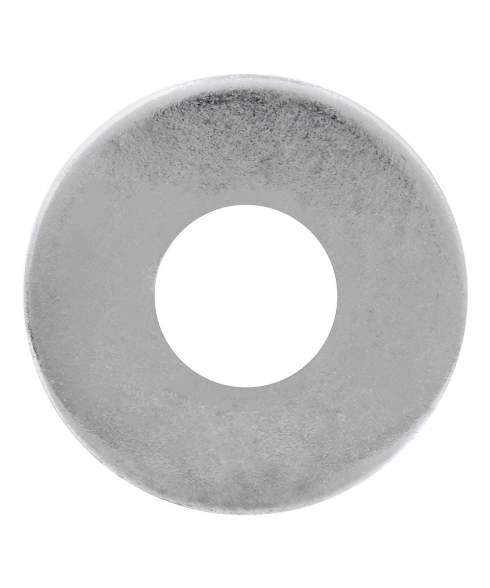 SAE Flat Washers #8, 30 Pieces