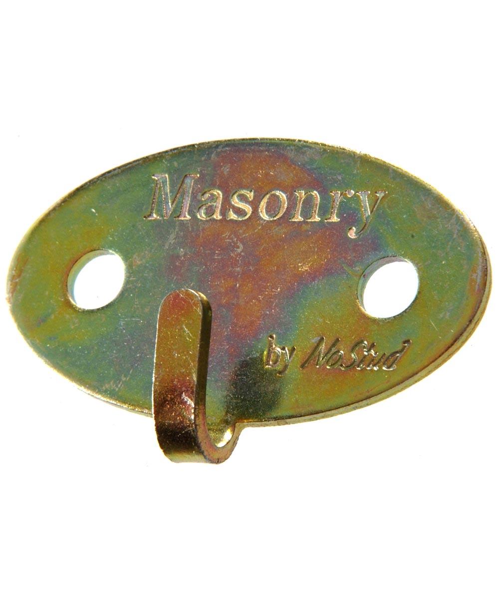 The Masonry No Stud 300 lb. Picture Hanger, 1 set