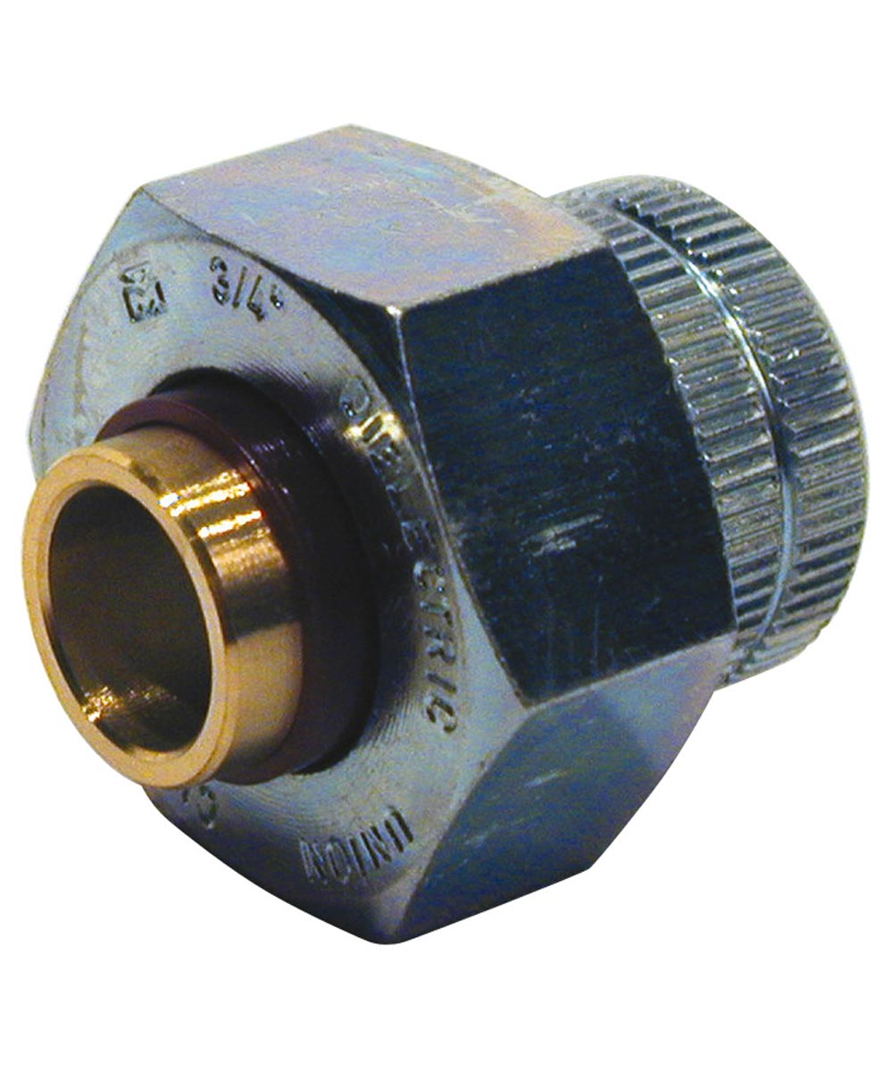 3/4 in. x 1/2 in. Lead Free Brass Dielectric Union