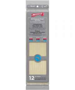 All Purpose Hot Melting Glue Stick, 10 in.