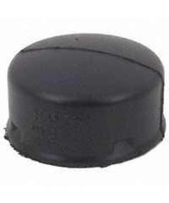 Single Wall Heavy Duty Solid Snap End Cap, 4 in ID