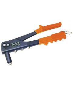 Professional Easy Pull Rivet Tool, 3/32, 1/8, 5/32, 3/16 in., Spring Loaded, Steel