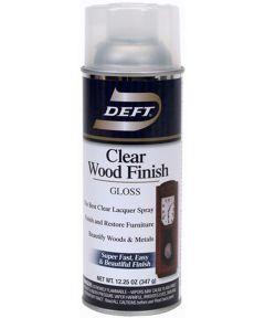 13 oz. Gloss Clear Wood Finish