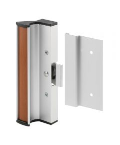 C 1055 Patio Door Surface with Clamp Latch, Mill Finish, for International Windows Brand