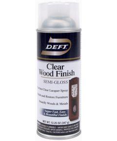 13 oz. Clear Semi-Gloss Wood Finish