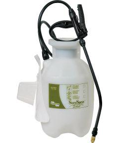 SureSpray Multi-Purpose Compression Sprayer, 1 gal Polyethylene Tank, Polyethylene