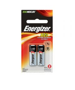Energizer A23 Watch/Electronic Battery, 2 Pack