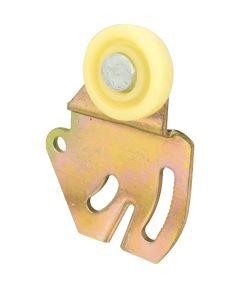 Closet Door Roller, 7/8 inch flat roller, 1/16 inch offset,  Pack of 2
