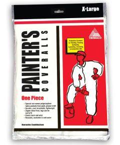 Extra Large Supertuff Polypropylene Coveralls