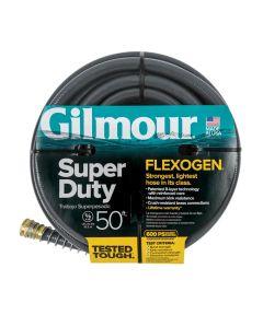 Gilmour 5/8 in. x 50 ft. Flexogen Super Duty Water Hose