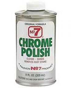 8 oz. Chrome Polish