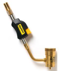 360 Degree Swivel Propane Self-Lighting Regulated Torch