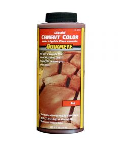 10 oz. Liquid Cement Coloring, Red