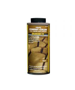 10 oz. Liquid Cement Coloring, Brown