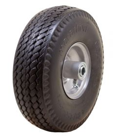 10 in. Sawtooth Flat Free Hand Truck Tire
