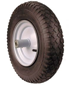 8 in. Wheelbarrow Wheel Assembly