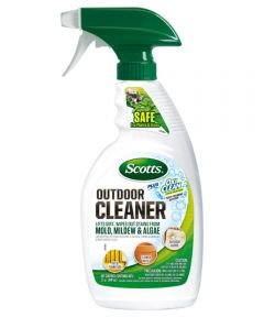 Scotts Outdoor Cleaner Plus OxiClean Ready to Use, 32 oz.