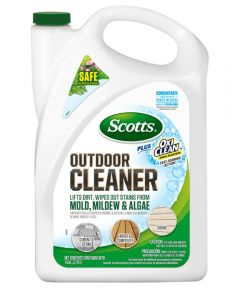 Scotts Outdoor Cleaner Plus OxiClean Concentrate, 1 Gallon