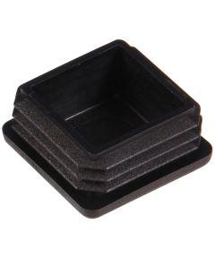 Square Furniture Tip for 14-20 Ga. Steel (1-1/4 in. Dia.)