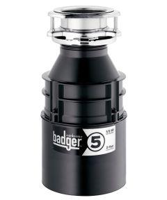 InSinkErator Badger 5 Garbage Disposal, 1/2 HP