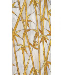 Bamboo Decorative Window Film, 24 in. (W) x 36 in. (L)