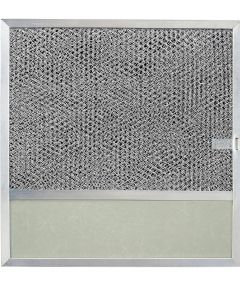 11-3/8 in. x 11-3/4 in. Aluminum Range Hood Filter With Light