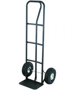 Milwaukee 600 lb. Capacity Hand Truck with P-Handle & Pneumatic Tires