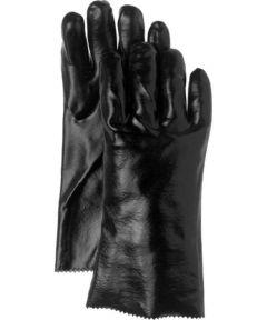 Interlock Lined PVC Gloves