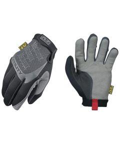 Medium Black & Gray Utility All-Purpose Gloves