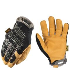 Medium Brown & Black Material4X Work Gloves