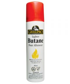 GrillPro Butane Refill, 80 ml