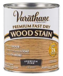 Varathane Fast Dry Wood Stain, Quart, Ipswich Pine