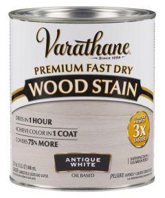 Varathane Fast Dry Wood Stain, Quart, Antique White